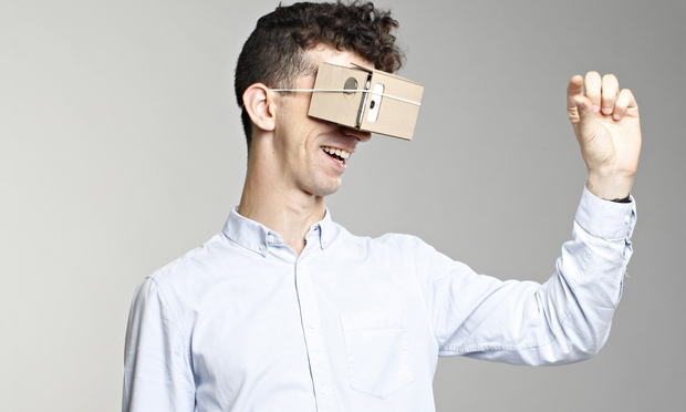 تطبيق جديد غووغل لالتقاط ثلاثية