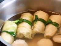 關東煮(1)-高麗菜捲