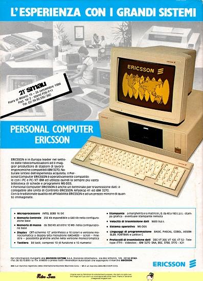 Ericsson PC (1984)