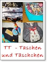Viele tolle Taschen und Täschchen