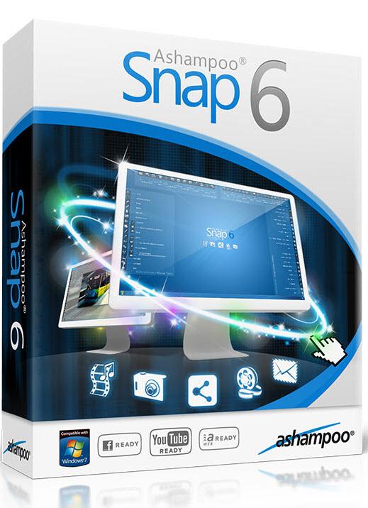Ashampoo+Snap Ashampoo Snap 7.0.2