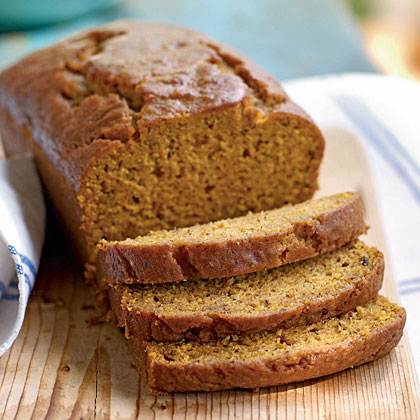 Seed to Feed Me: PUMPKIN BREAD