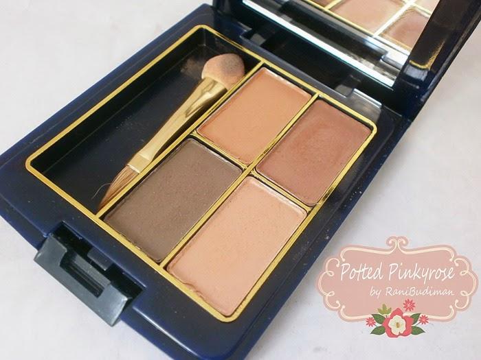 Potted Pinkyrose Makeup Starter Kit Berkualitas Dengan