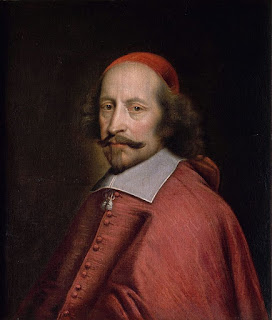 Cardinal Mazarin by Pierre Mignard