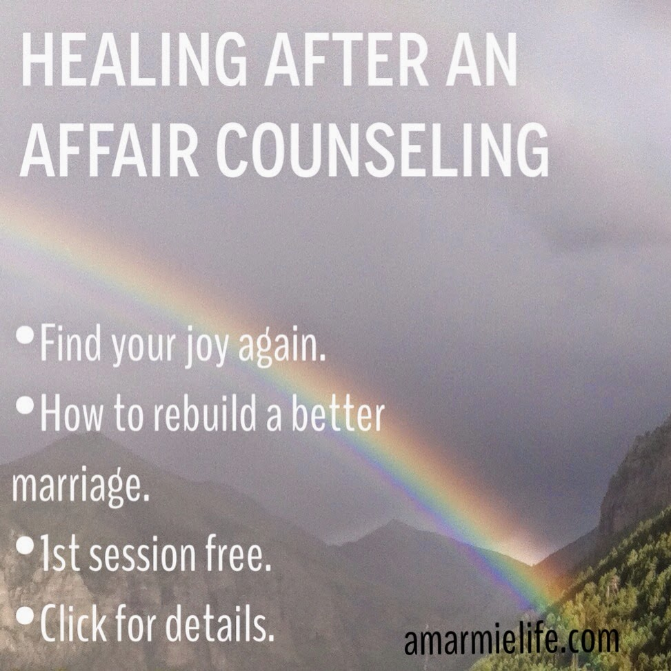 Healing After the Affair Coaching