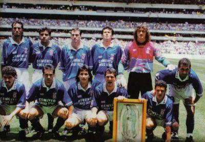 Fútbol sin compromisos: LOS EXTRANJEROS DE LA 94-95