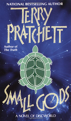 Small Gods Terry Pratchett Discworld