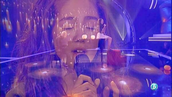 María Parrado canta Lucía de Joan Manuel Serrat