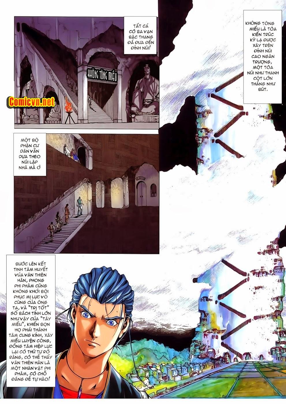 Lục Đạo Thiên Thư chap 14 - Trang 2