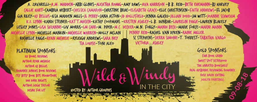 Wild & Windy in the City Author Event
