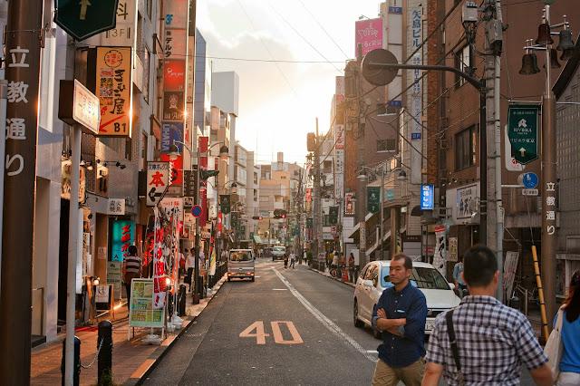 Calle de Rikkyo