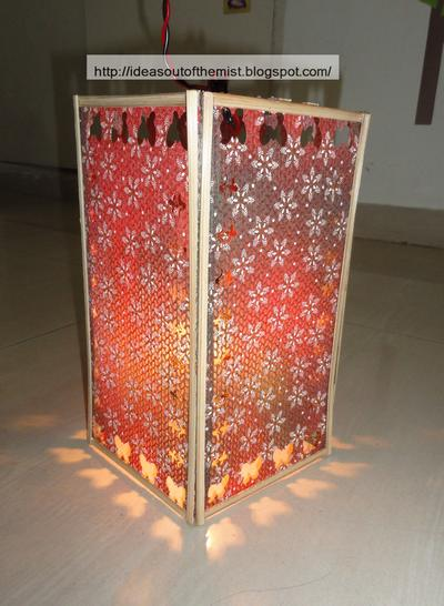 Ideas out of the mist diwali kandils and lanterns tutorial mozeypictures Image collections