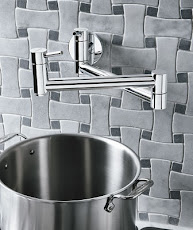 Blanco Cantata Pot Filler