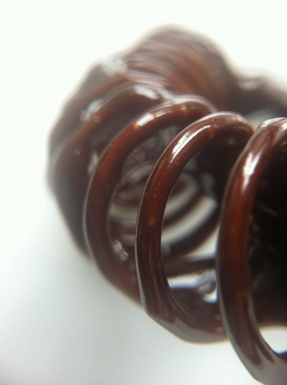 Makro Schokolade Backen