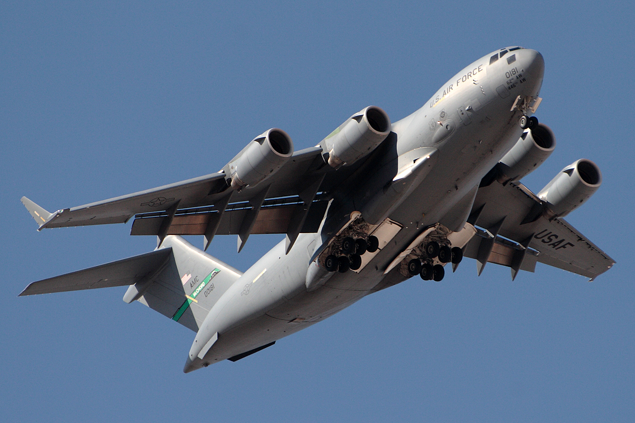 C 17 On Aircraft Carrier Jet Airlines: Indian A...