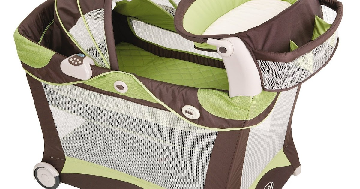 Babyplayard Graco Modern Pack N Play Playard With