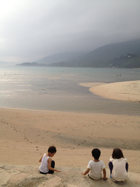 Hike from Mui Wo to Pui O Beach