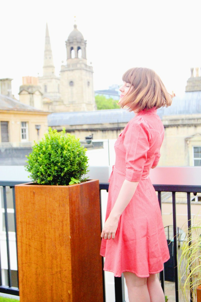 engagement photos vintage airstream bristol
