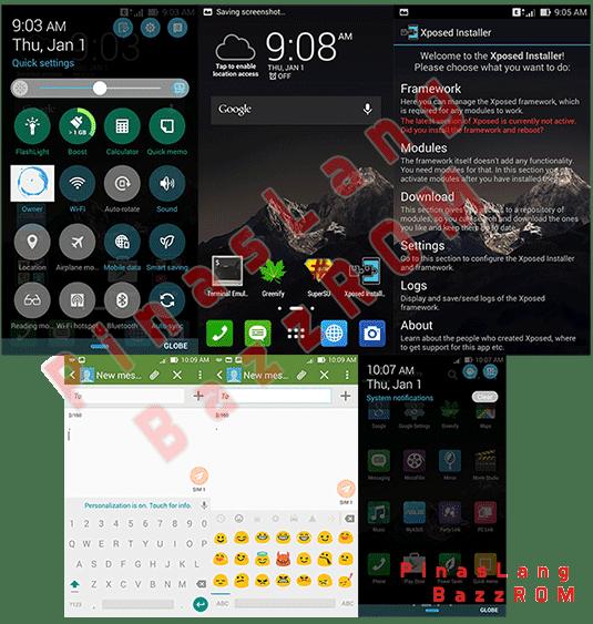 [ROM] Zenfone 5 PinasLang BazzROM Terbaru