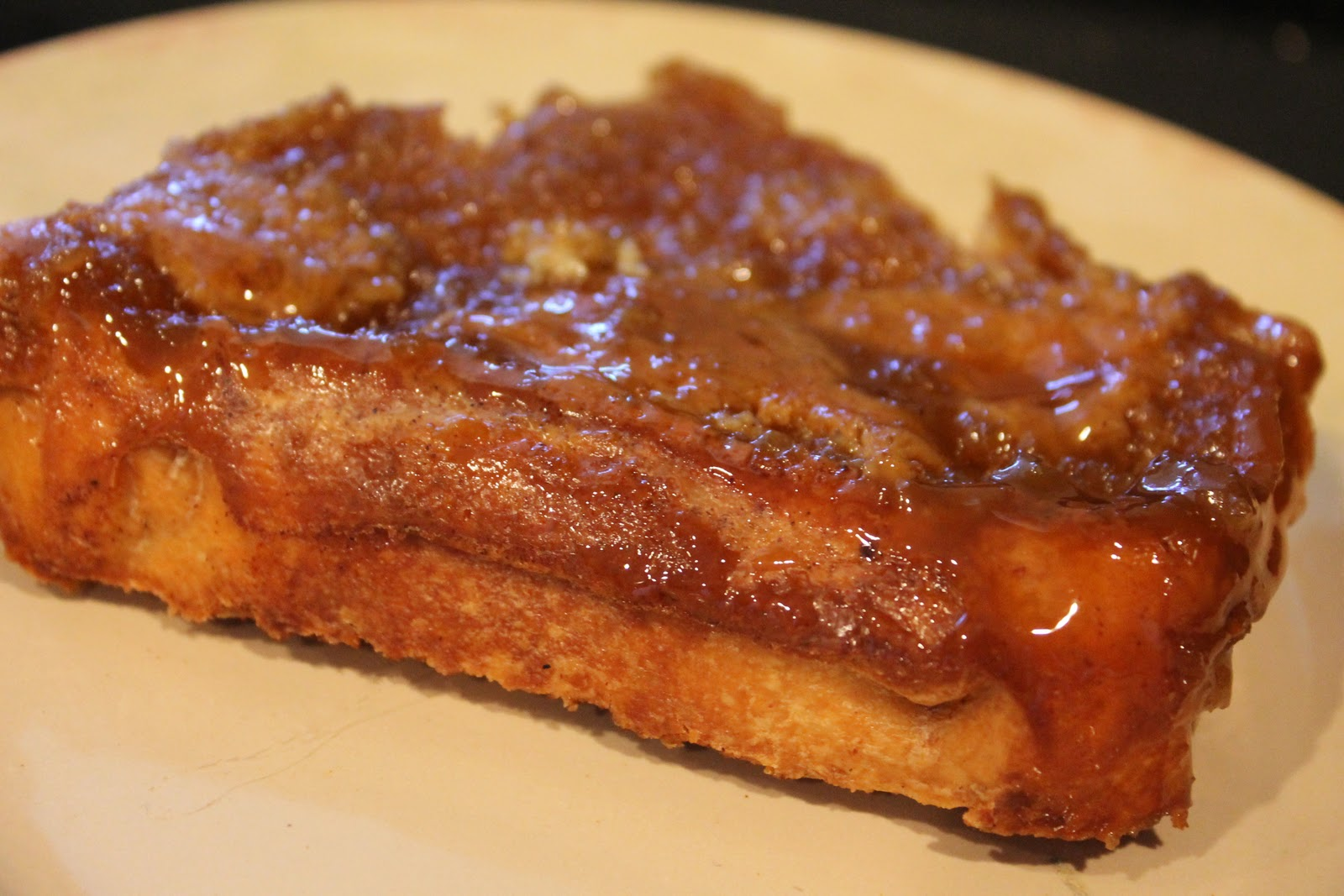 The Last Decadence: Creme Brulee French Toast - MyThirtySpot
