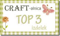 UVRSTITEV V TOP 3 IZZIV 35