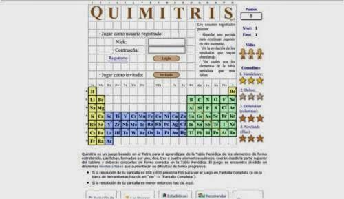 Quimica juegos tabla periodica juegos tabla periodica urtaz Gallery