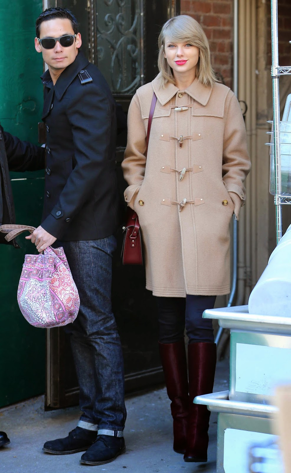 Taylor Swift – Out and about in NYC