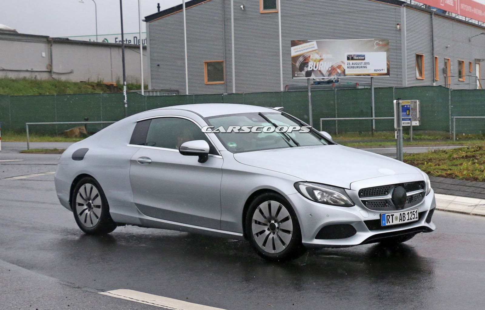 New Mercedes Benz C Class Coupe Honig I Shrunk The S Class Coupe Carscoops Com