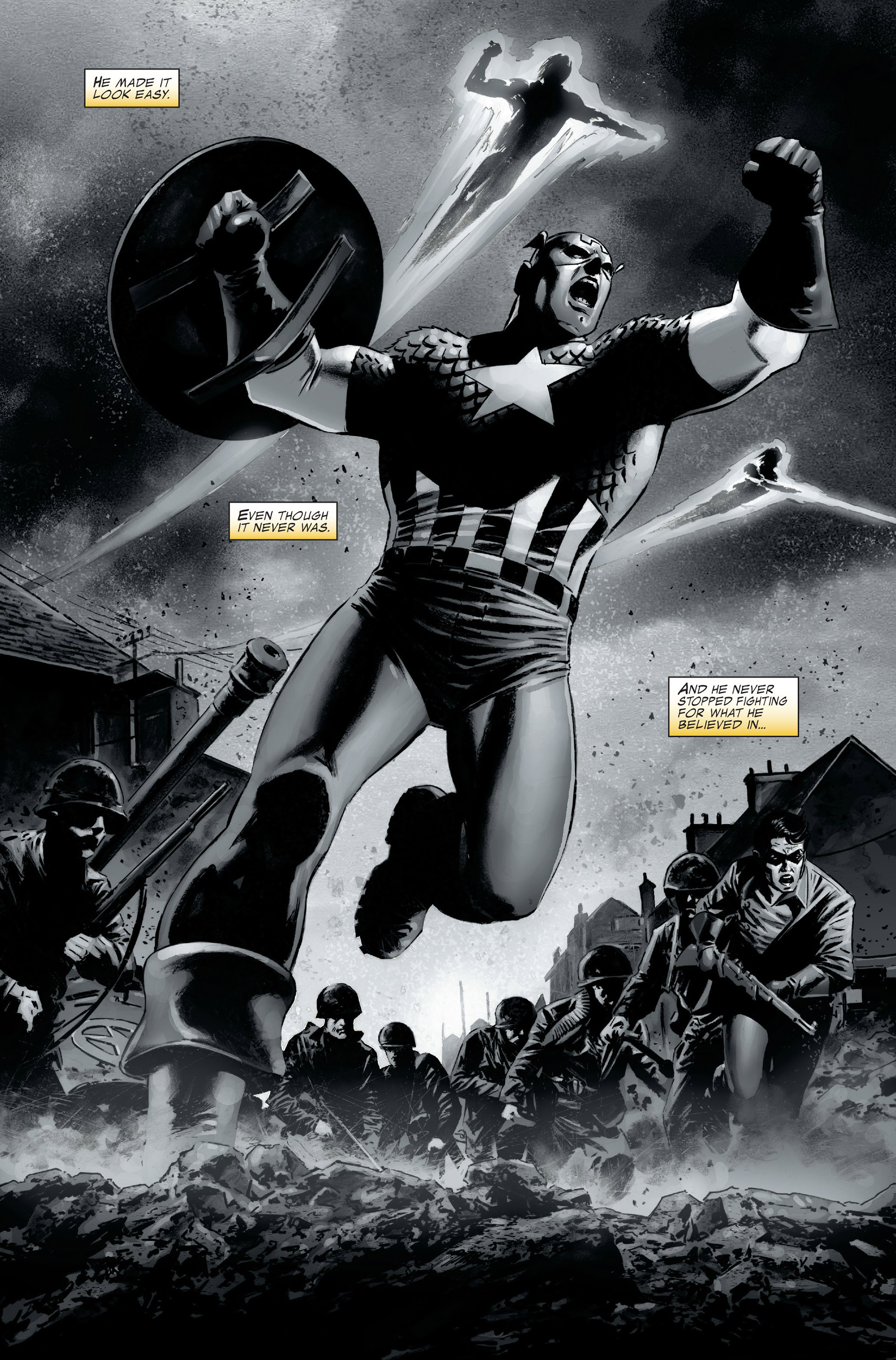 Captain America (2005) Issue #25 #25 - English 5