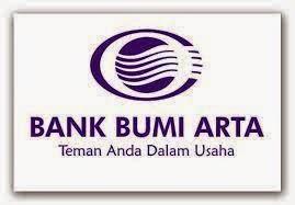 Lowongan Kerja PT Bank Bumi Arta Tbk