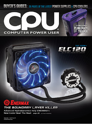 Computer Power User (CPU) September 2012,