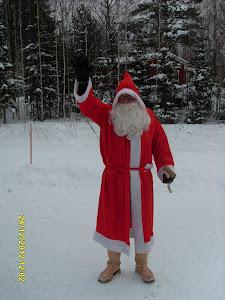 Joulupukkipalvelu Tampere 044-3380291