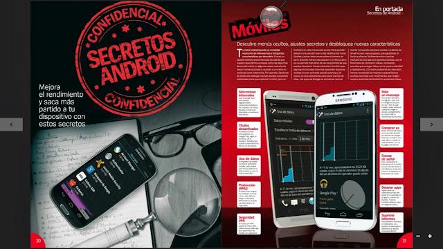 Android Magazine Edicion 24 Español PDF