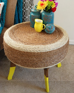 10 Smart and creative ways to repurpose old tires
