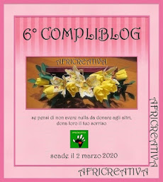 6° Compliblog - Africreativa