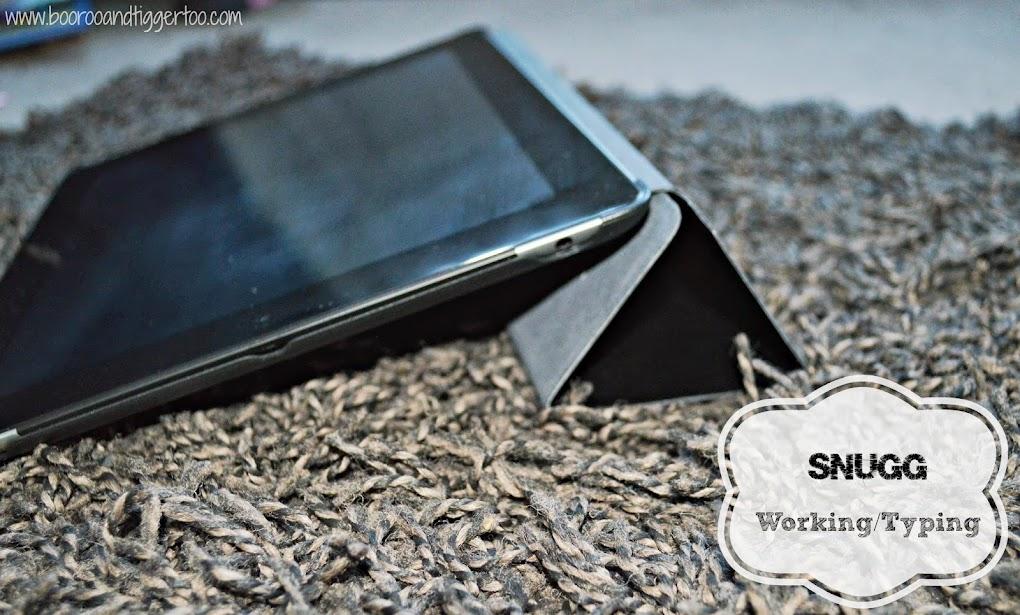 Snugg Ultra Thin iPad 3 Smart Case Horzional