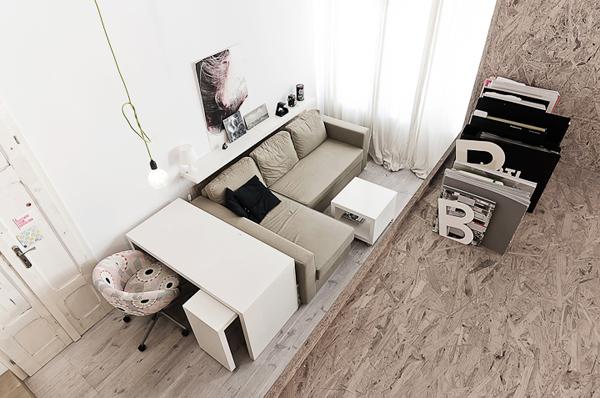 disegno » cucine soggiorno unico ambiente - ispirazioni design ... - Cucina E Soggiorno Unico Ambiente Piccolo