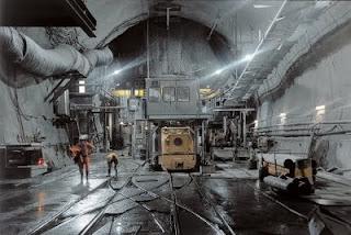 Tunnel du St-Gothard