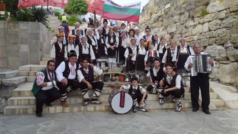 Nesebar folk festival