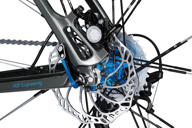 Porsche Bike S gears