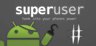 Superuser APK - Hook Into Your Android Power