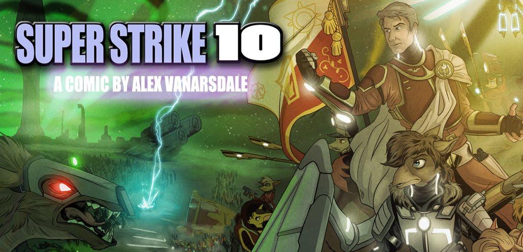 Super Strike 10
