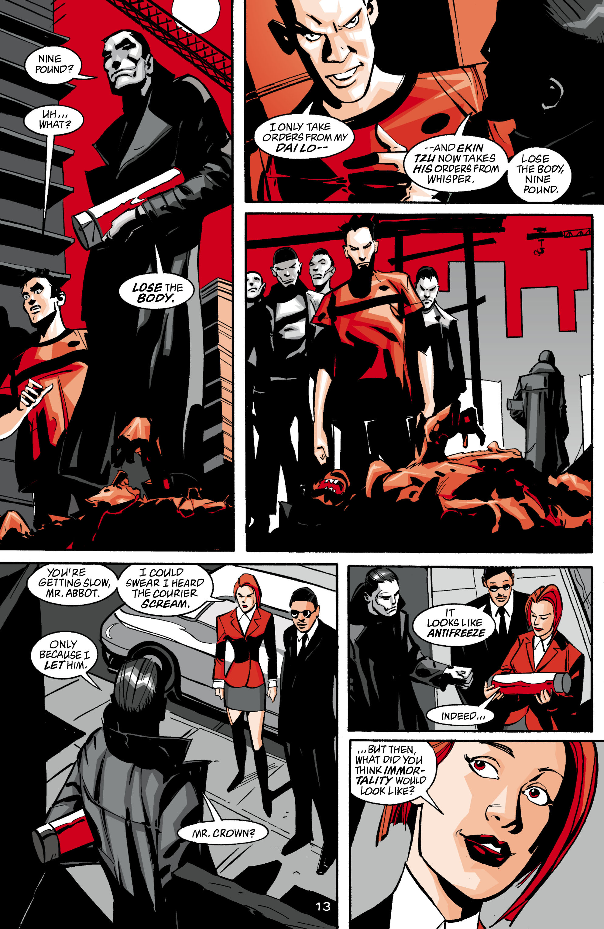 Detective Comics (1937) Issue #745 Page 13