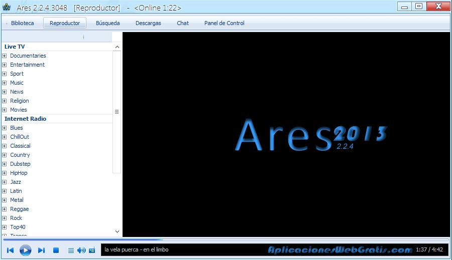Ares  2.2.7 Full Setup Program İndir