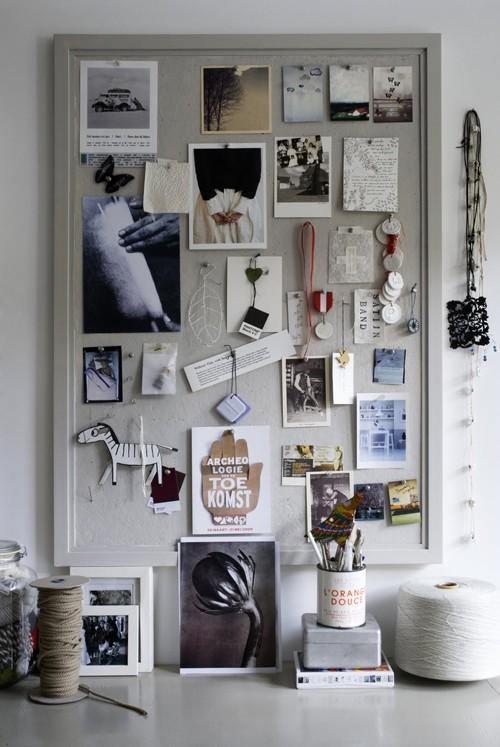 mi rinc n de sue os decorar paredes con fotos y postales. Black Bedroom Furniture Sets. Home Design Ideas