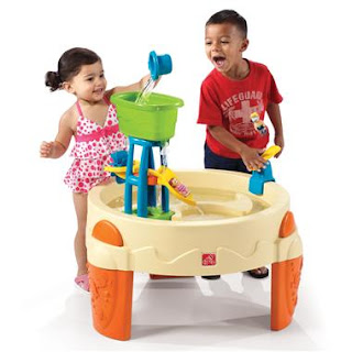 Step2 Water Table Giveaway