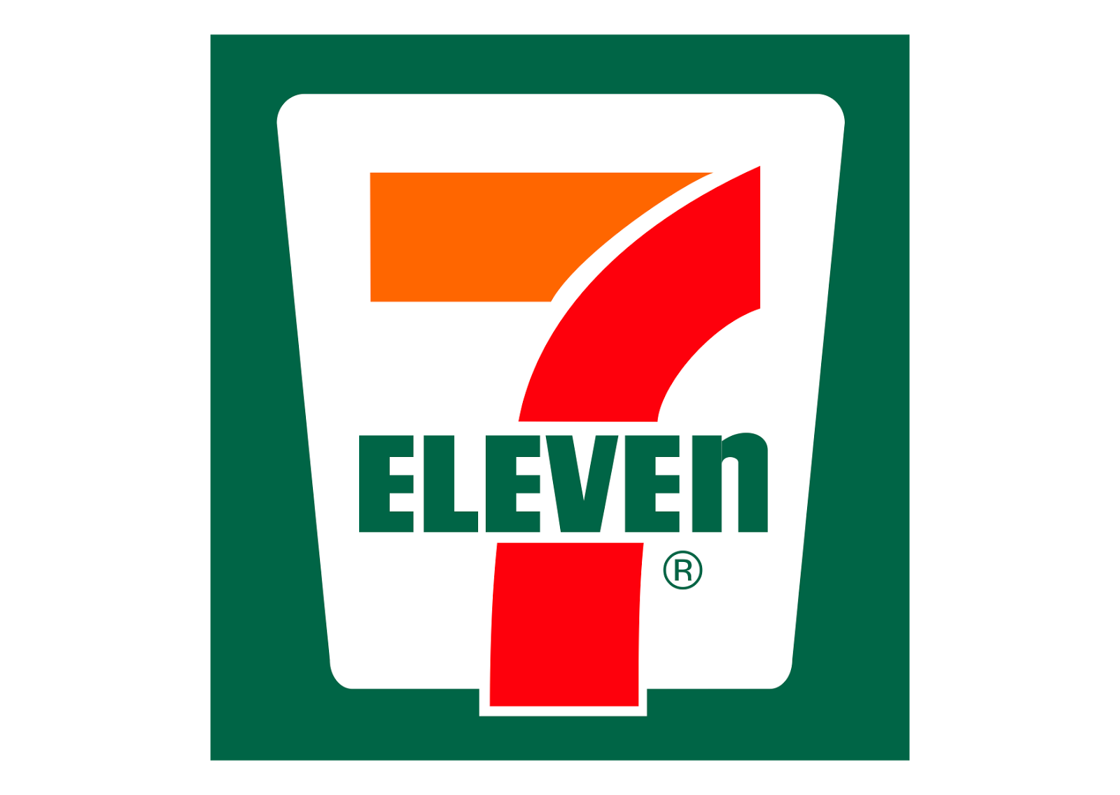7 Eleven Logo Vector download free