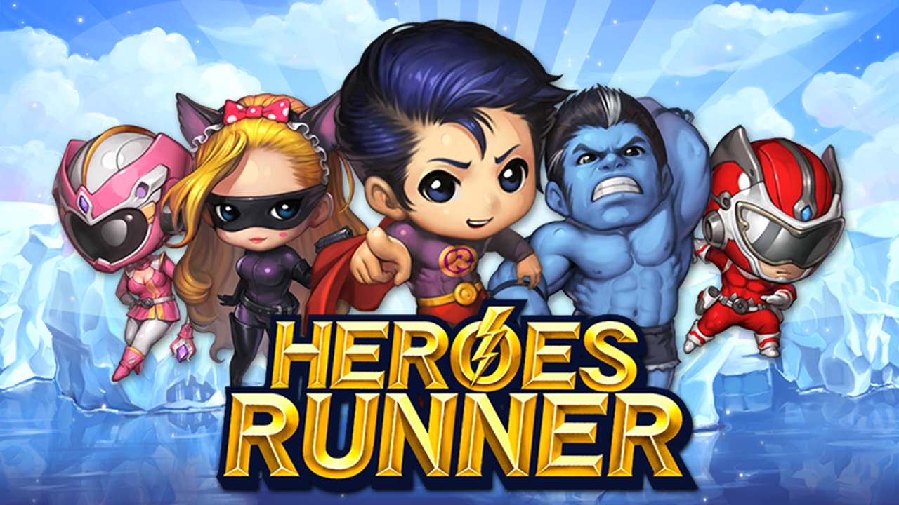 Heroes Runner Gameplay IOS / Android
