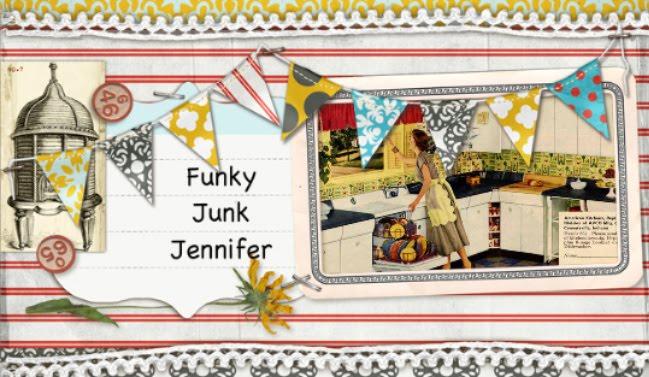 Funky Junk Jennifer