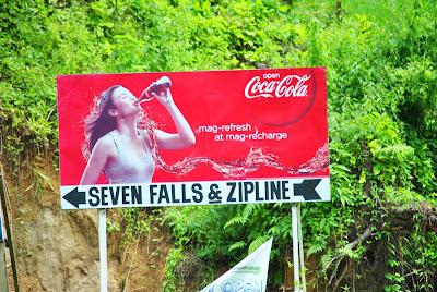 seven falls and zipline